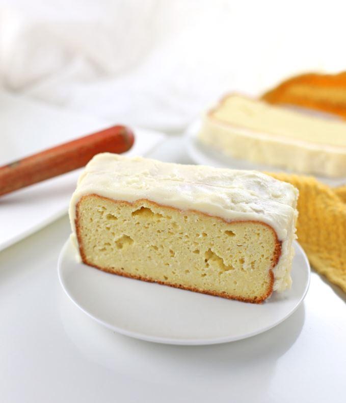lemon pound cake - keto friendly desserts