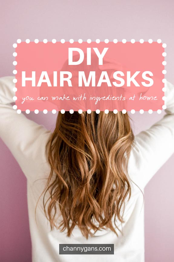 We all go through those stages where our hair is just brittle and dry. But fear not, there are some amazing DIY hair masks you can make at home with ingredients you probably already own! They are also super easy and straightforward to make.