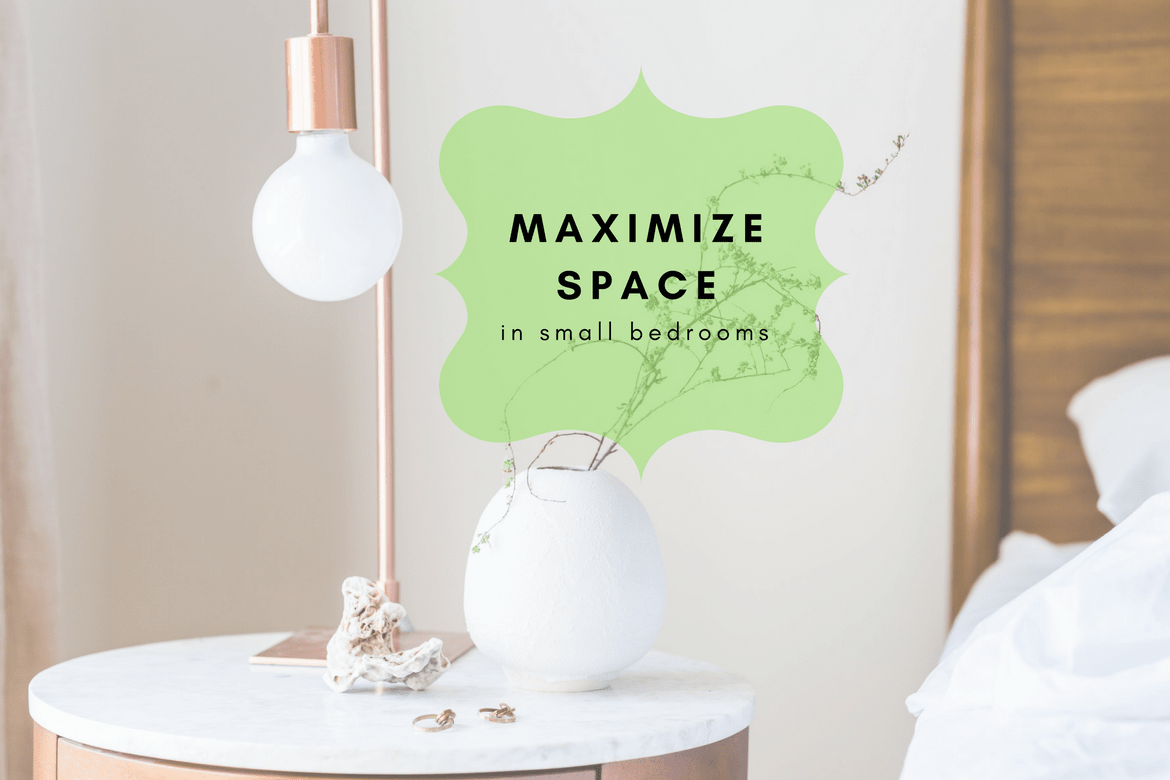 11 clever ways to maximize space in small bedrooms - How to maximize a small bedroom ...