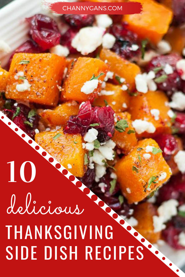 Thanksgiving is a time to spend with family and friends - not spending hours in the kitchen in front of the stove. These Thanksgiving side dish recipes are a perfect addition to any Thanksgiving table.