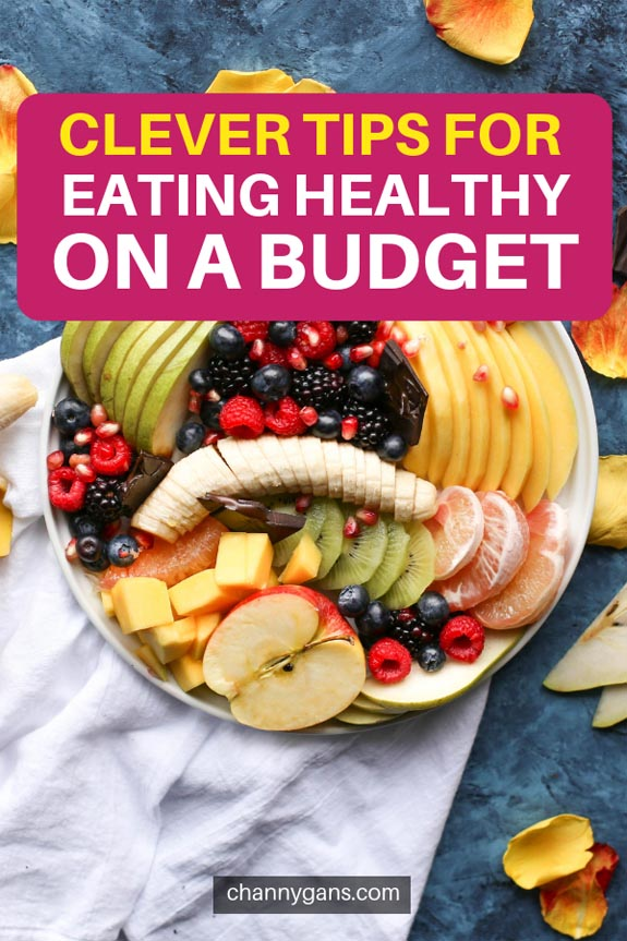 Having a tight budget is often used as an excuse to eat unhealthy since junk food is less expensive, but eating healthy on a budget is possible.