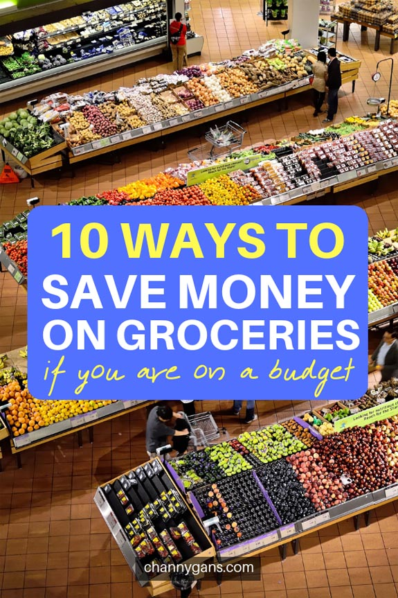 Groceries sometimes take up a large chunk of our budget (too large).  I know we are all looking for ways to save money on groceries and it can be done!