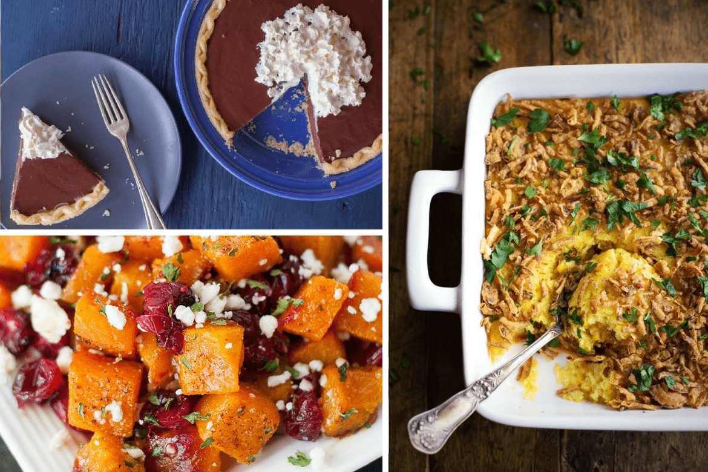 thanksgiving side dish recipes-min