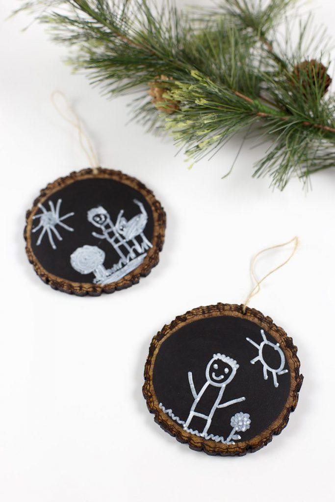 Chalkboard-Ornaments