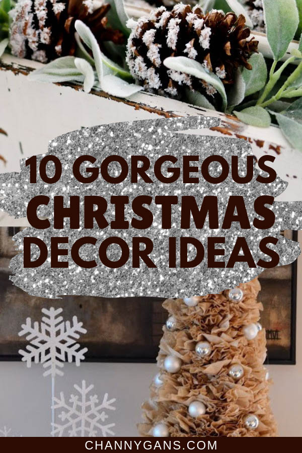 It's that time of the year again! Ah Christmas, the most wonderful time of the year. It is time to get all of those Christmas decorations out of their storage space and get your home ready for the holidays!