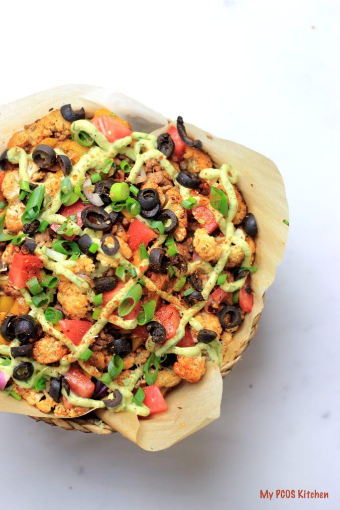 cauliflower-nachos