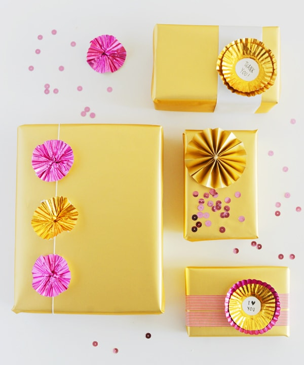 foil-baking-cups-gift-wrap