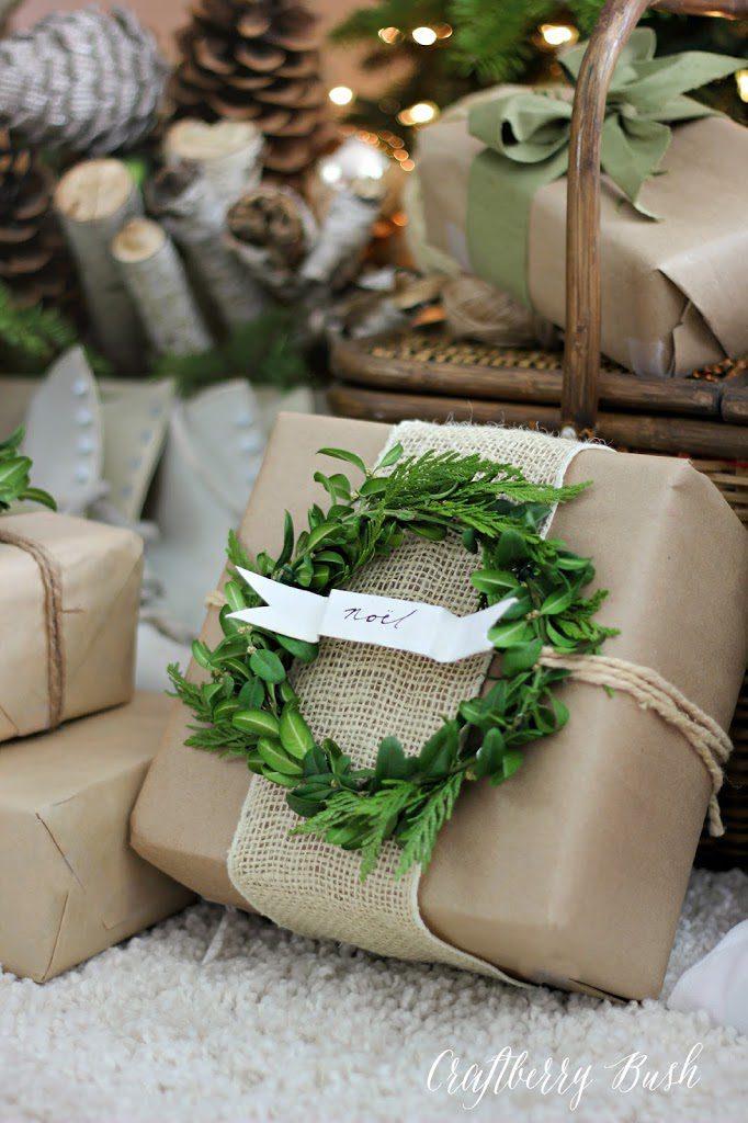 mini-wreath-kraft-paper