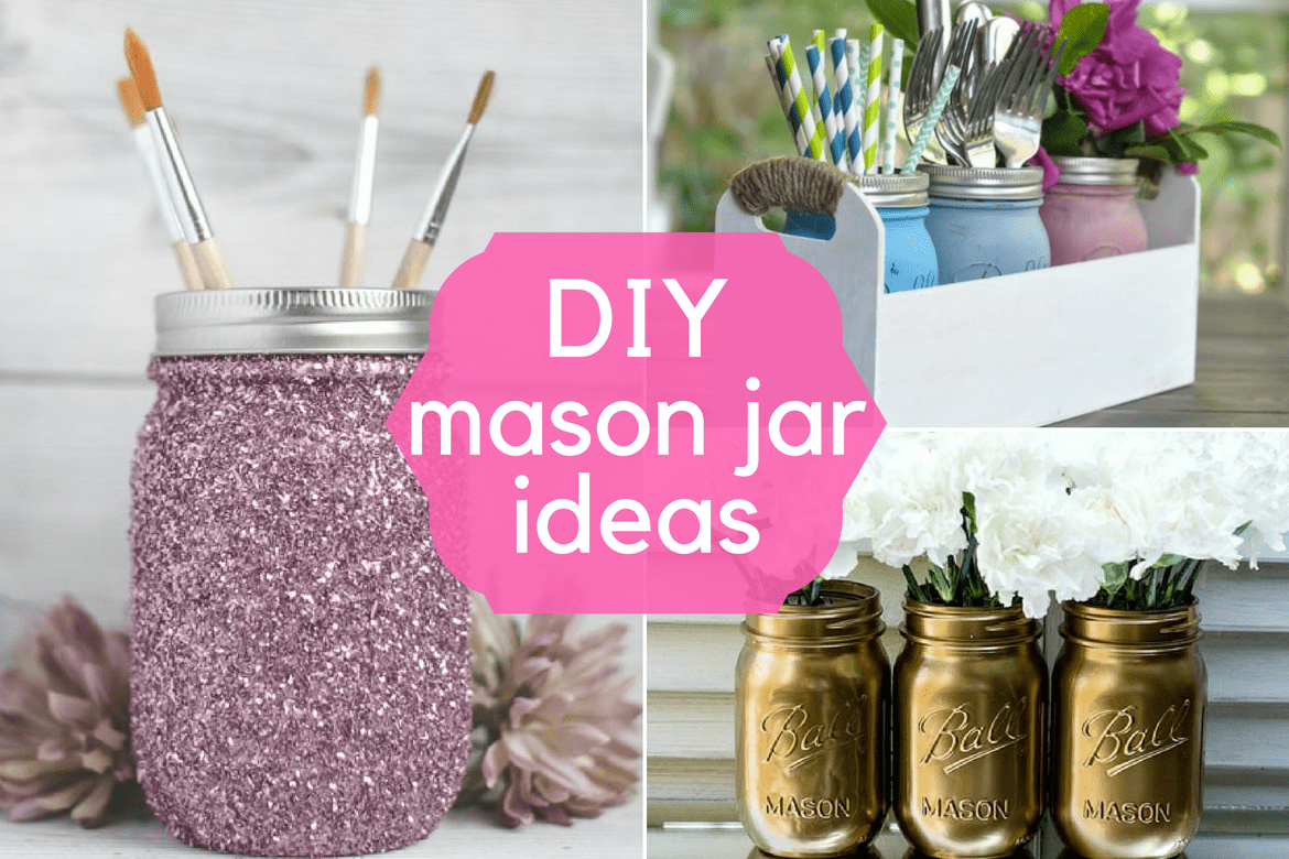 10 Clever Diy Mason Jar Ideas For Your Home
