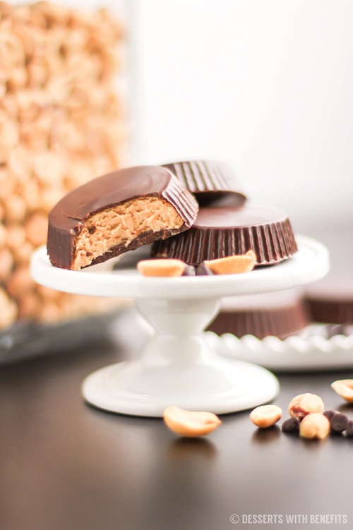 Low Carb Diet Recipes - Peanut Butter Cups