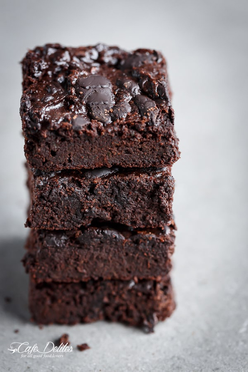Low Carb Diet Recipes - Zucchini Brownies