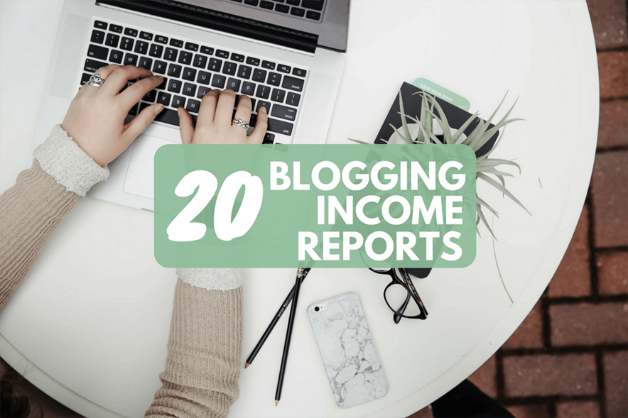 These blogging income reports are super inspiring! A must read!