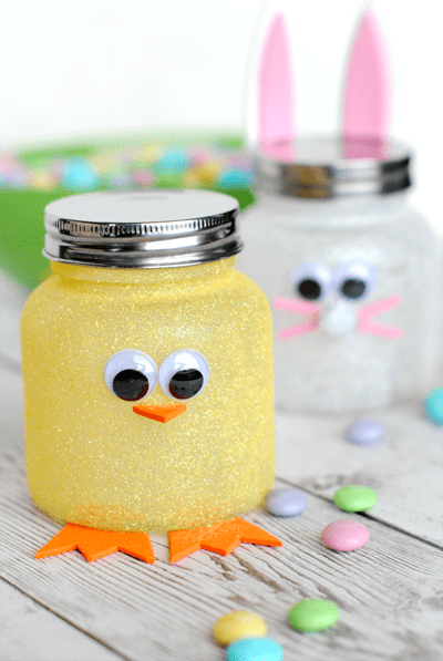 20 Fun Diy Easter Mason Jar Ideas For Decor And Gifts