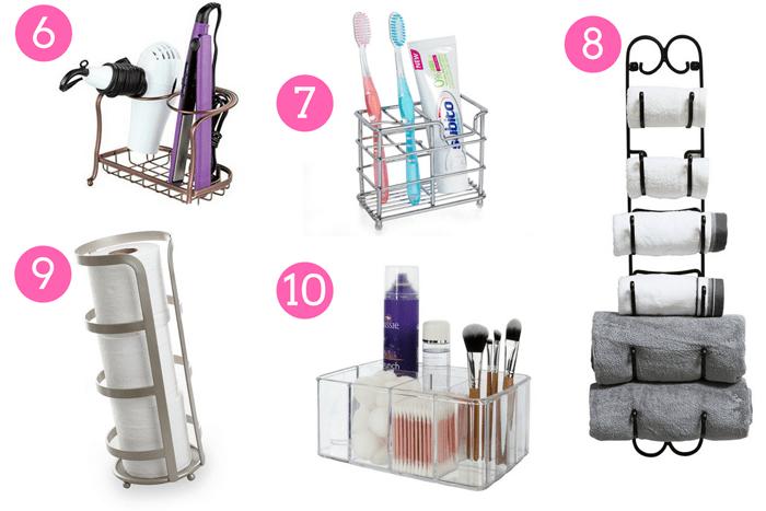 Organize Your Bathroom 2