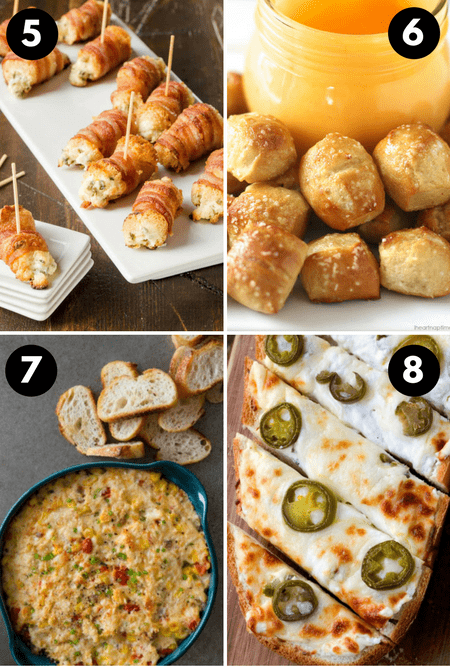Amazing super bowl food ideas you should definitely make for your game day party!