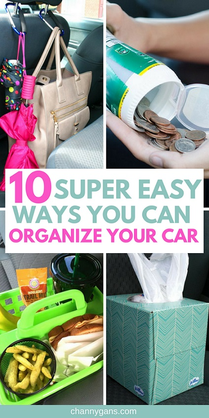 Pin image for car organization ideas