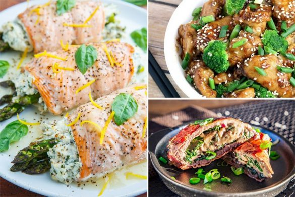 Awesome keto recipes you NEED to try! These keto recipes are absolutely delicious! #keto #ketorecipes #ketosis