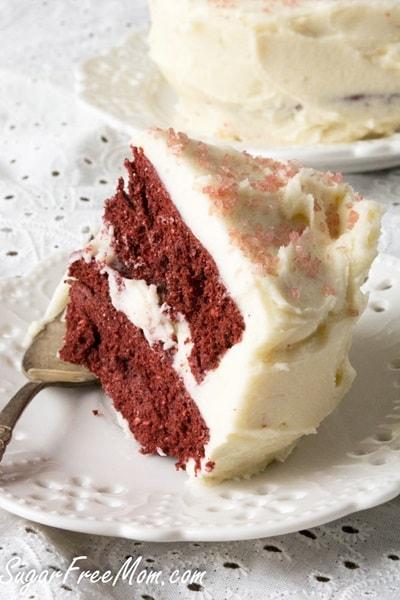 10 Keto Mug Cake Recipes - Red Velvet Mug Cake