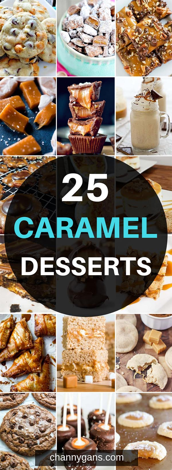 These caramel desserts are chewy, heavenly and full of flavor! Perfect for an after dinner treat!