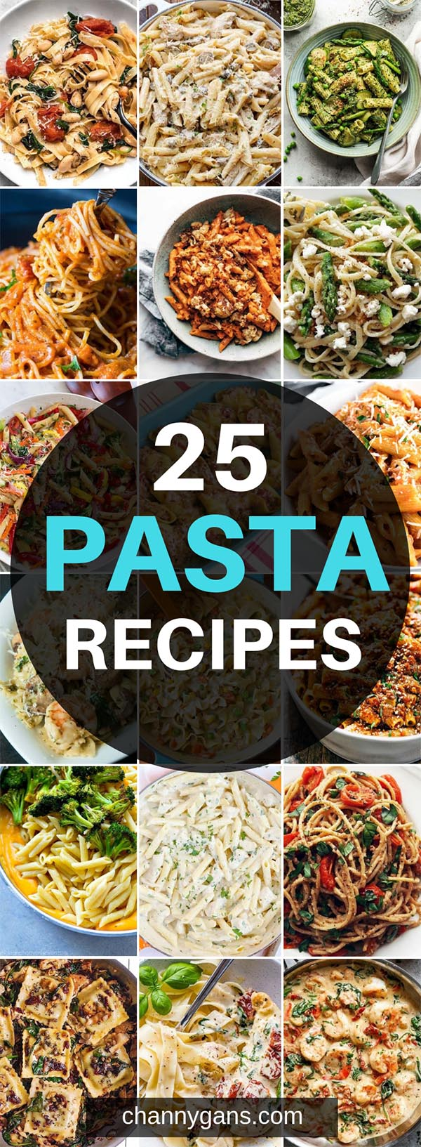 You can never go wrong with any of these pasta recipes! These pasta recipes are perfect if you are looking for a filling meal.