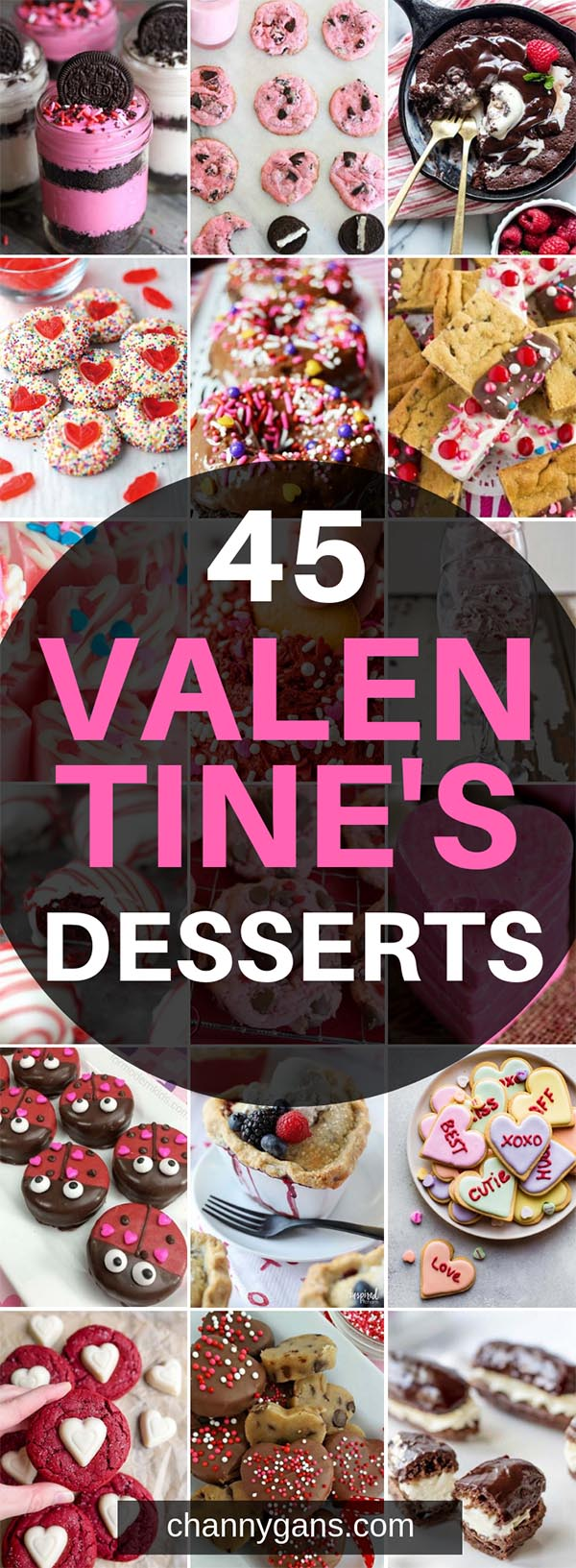 Surprise your loved one with these cute valentines day desserts! Or you know, just make them for yourself!