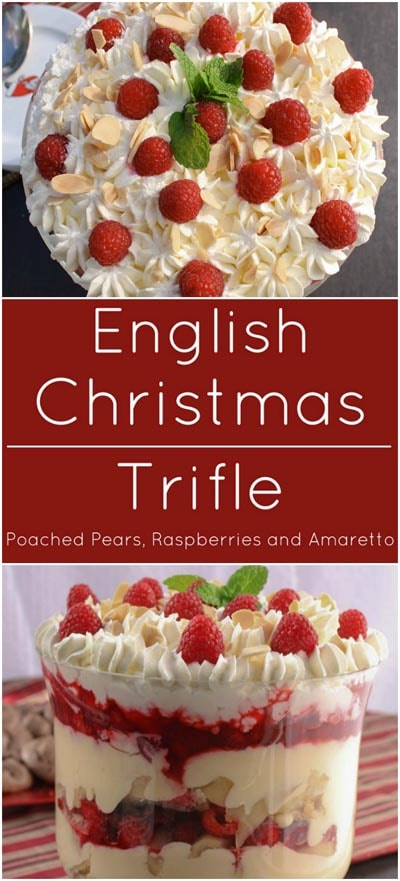 30 Christmas Trifle Recipes: English Christmas Trifle