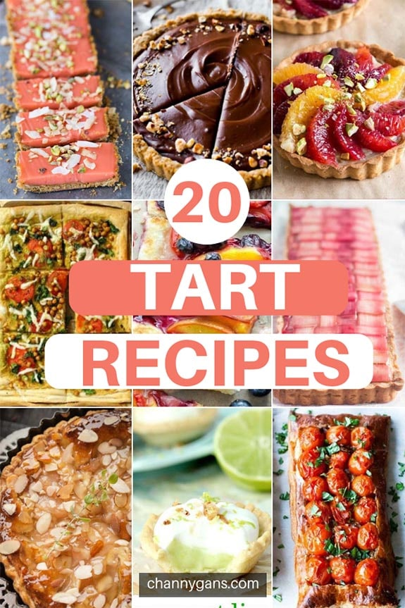 20 Tasty Tart Recipes. These tart recipes are perfect if you want to make delicious and beautiful tarts which will impress everyone!