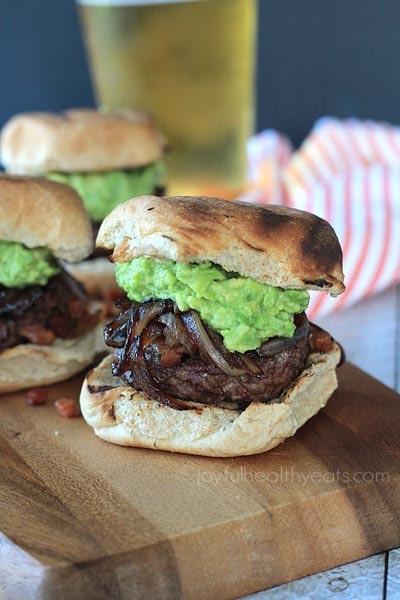 20 Slider Recipes: Gourmet Cowboy Hamburger Sliders