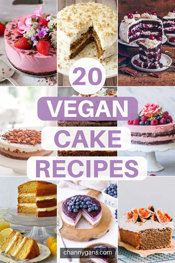 You can definitely have your vegan cake and eat it too with these delicious vegan cake recipes! From chocolate, vanilla, Funfetti to cheesecake, there is something for everyone.