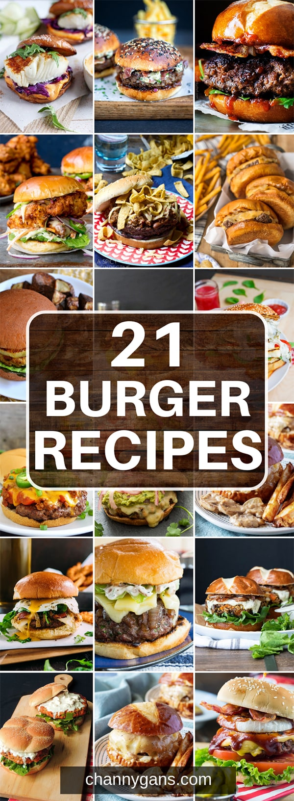 21 Best Burger Recipes. Bring some unique flavor to your next grill out with these burger recipes. These burgers are packed full of flavor and are perfect for lunch or dinner!