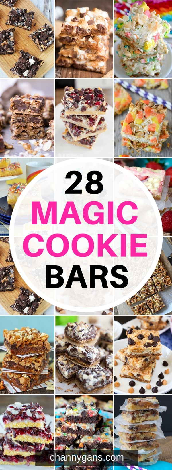 If you haven't tried magic cookie bars yet, you are missing out. If you want to make a delicious dessert, here are 28 magical magic cookie bars you can choose from.