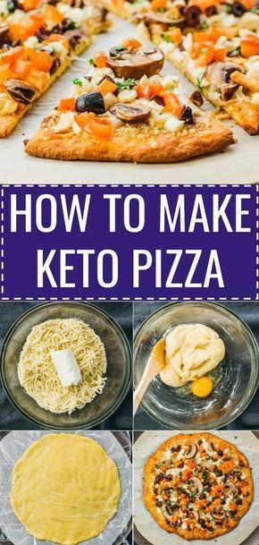 16 Keto Pizza Recipes: Keto Pizza Recipe