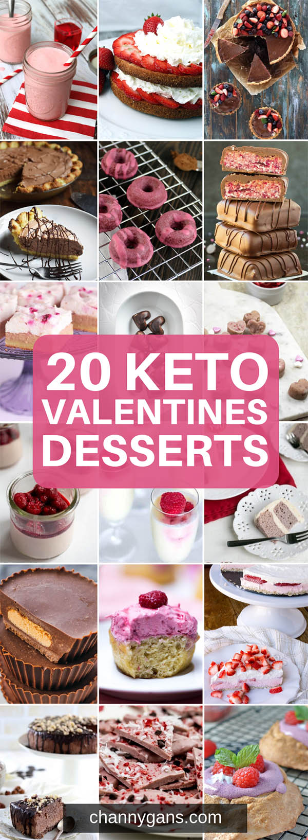 With Valentine's Day around the corner, these keto valentines dessert recipes are here to save the day! These Valentine's Day desserts are all keto friendly, so you won't feel guilty for having a treat.