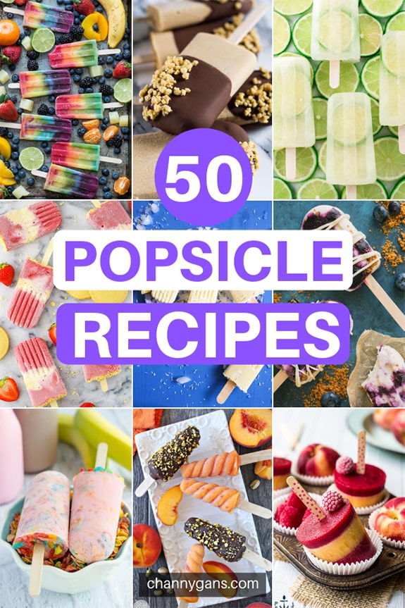 If you are looking for a super easy yet delicious dessert, you have come to the right place. Popsicles are one of the easiest desserts to make and often require very little ingredients. Here are 50 delicious and refreshing popsicle recipes you can choose from.