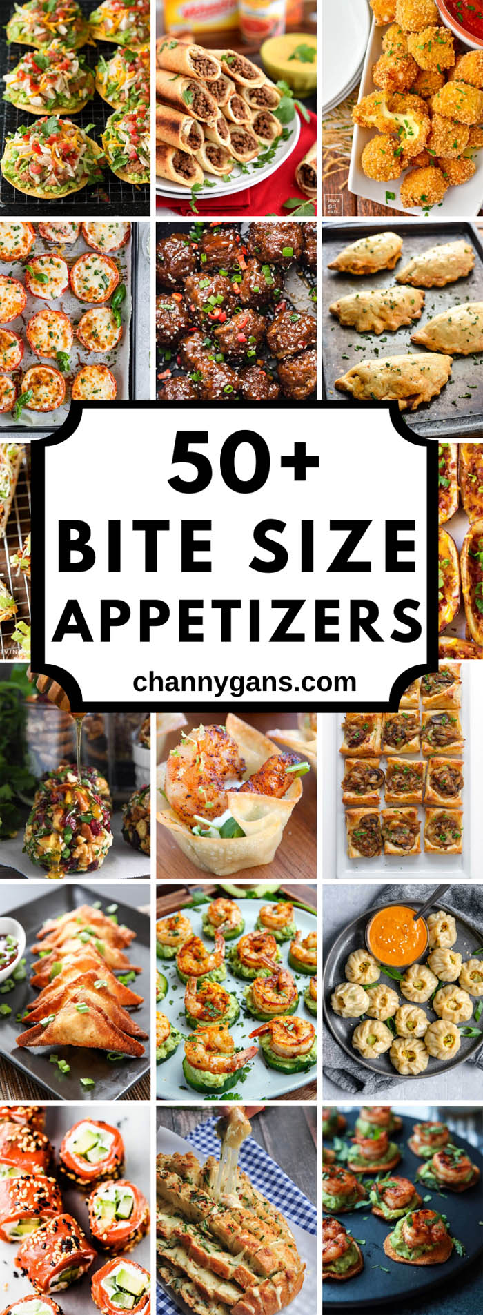 Looking for some easy bite size appetizers for your next event? These bite size appetizers make a great addition to any dinner party or event you might have.